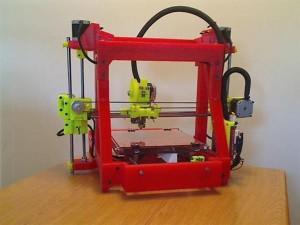 Big Red 3D stampante stampa stampanti 02