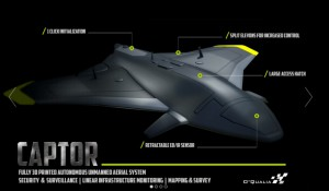 Captor UAV O'Qualia 02