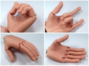 Flexy-hand - Filaflex Remix mano protesi 14