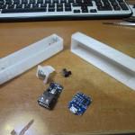 Ricaricatore portatile di telefonini da stampare in 3d tipo powerbank 02