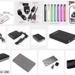 Ricaricatore portatile di telefonini da stampare in 3d tipo powerbank 05