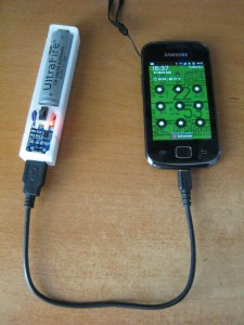 Ricaricatore portatile di telefonini da stampare in 3d tipo powerbank 07