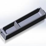 Ricaricatore portatile di telefonini da stampare in 3d tipo powerbank 08