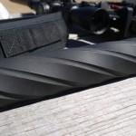 Silenziatore per arma da fuoco stampato in 3d in metallo 01