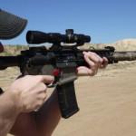 Silenziatore per arma da fuoco stampato in 3d in metallo 03
