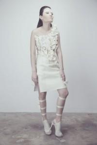 Vestito stampato in 3d Dubai Khulood Thani 01