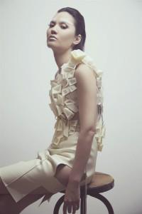 Vestito stampato in 3d Dubai Khulood Thani 03