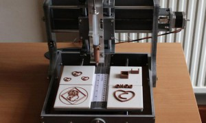 Lenovo stampante 3d al cioccolato alimentare 01