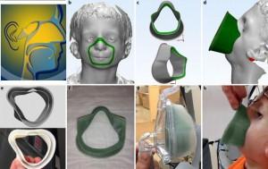 Maschere CPAP stampate in 3d 02