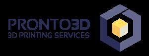 PRONTO3D logo