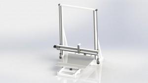 Titan robotics Atlas stampante 3d