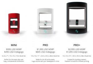 nea-3D-stampanti 3d -su-indiegogo
