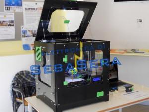 SeraMaker 3D la stampante 3d 04