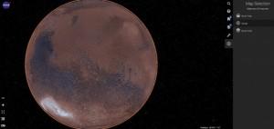 Nasa Mars Trek 03