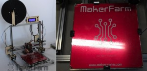 MakerFarm Pegasus 8 kit stampante 3d 02