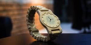Orologio in legno stampato in 3d 04