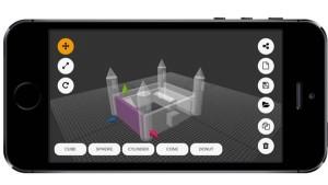 Creationist app per la modellazione 3d sia IOs che android 01