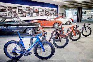 Pininfarina e De Rosa e la bicicletta stampata in 3d 03