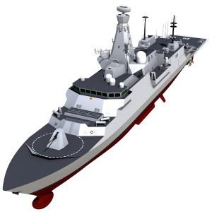 fregata marina britannica