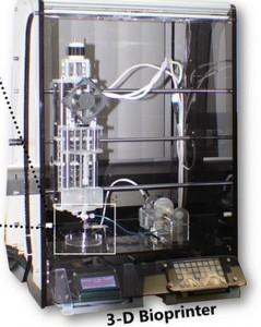 stampa bioprinting