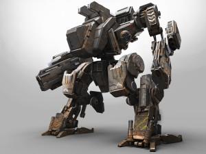 Robot da combattimento