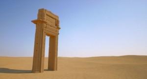 Museo di Dubai stampa in 3d i monumenti scomparsi 04