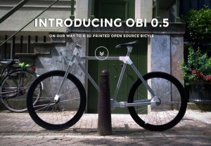 Obi la bicicletta open source olandese da stampare in 3d 04