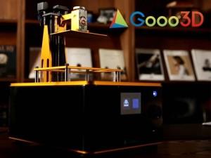 Gooo3D Uv Dlp stampante 3d coreana  01