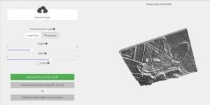 Selva3d Web App 01