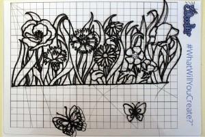 Tiffany Candle con la penna stampante 3doodler 02