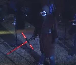 lightsaber spada laser