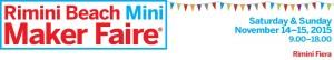 rimini maker faire 2015 logo