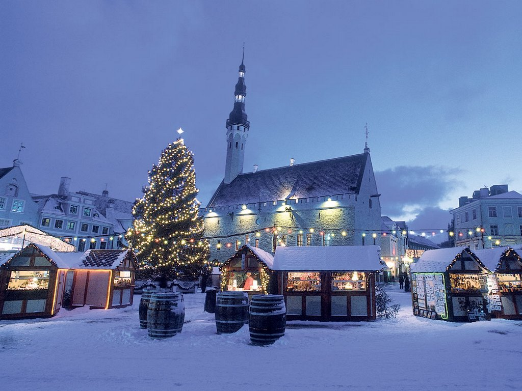 Buon Natale Tallin 2015