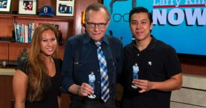 CoKreeate 3D larry king e il suo mini me