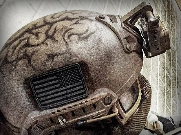 GoPro Helmet NVG Mount