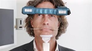NextDent Rick Jacobs la corona stampata in 3d impiantata nella sua bocca 05