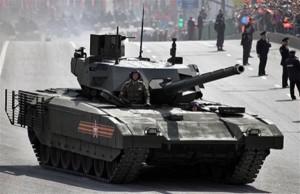 Carro Armato russo t 14