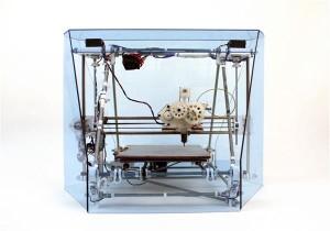 Ourobotics bioprinter biostampante 3d Renegade 02
