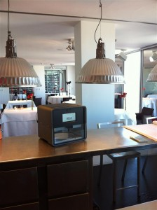 Paco Perez l'Hotel of Arts di Barcellona e la stampante alimentare Foodini 3d 05