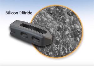 amedica- primo impianto al nitruro di silicio stampato in 3d