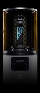 Carbon M1 stampante 3d a tecnologia CLIP 01