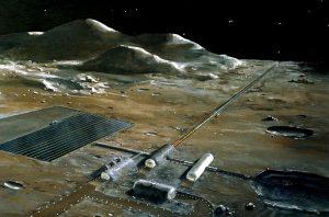 ipotesi di base lunare