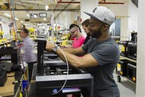 makerbot fabbrica