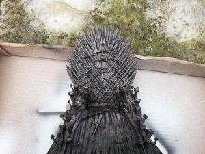 Il trono del trono di spade
