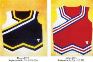 caso di copyright per il design sulle divise da cheerleader 2