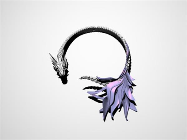 più economico b59e7 32e5b il trono di spade la collana del drago Daenerys Targaryen's ...