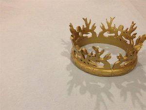 il trono di spade la corona di Baratheon