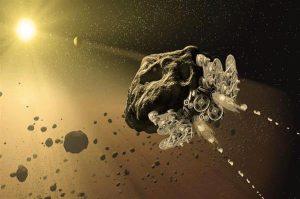 La Nasa e il progetto Rama per gli asteroidi 01