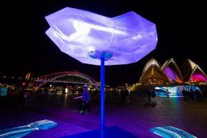 Le cellule del suono di Joe Crossley alla Sydney Opera House 01
