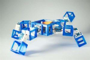 Olanda primo robot nato da due altri robot professor Guszti Eiben 02